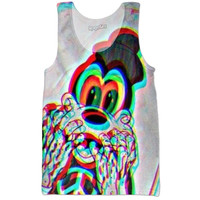 Trippy Goofy Tank Top