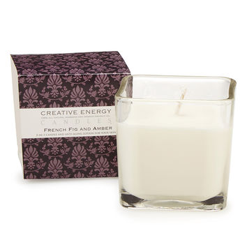 2 in 1 Large Body Lotion Candle