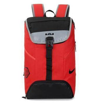 THE NIKE Shoulder SchoolBag Satchel large capacity Backpack H-A-MPSJBSC-1