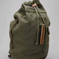Urban Outfitters - Canvas Duffle Backpack