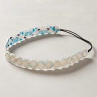 Everglow Headband by Deepa Gurnani White One Size Hair