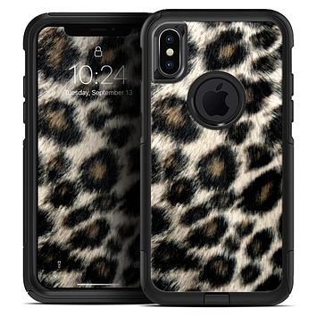 Light Leopard Fur - Skin Kit for the iPhone OtterBox Cases