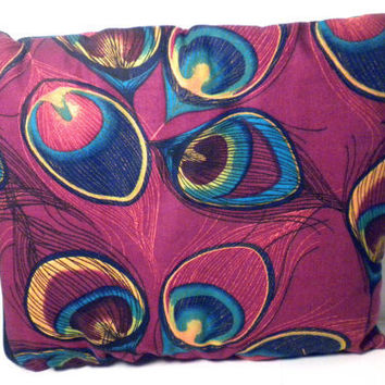 Peacock iPad Case zipper peacock ipad cover by redmorningstudios