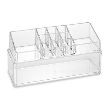 Home Basics® Jewelry and Makeup Organizer