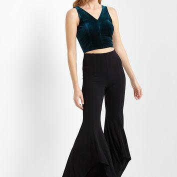 Black Riley Pants