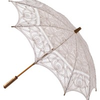 The 1 for Vintage Batternburg Lace Parasol 8 Colors