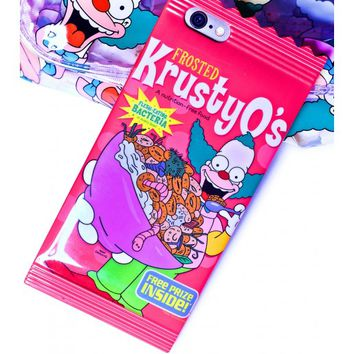 Skinnydip Krusty O's iPhone 6 Case | Dolls Kill