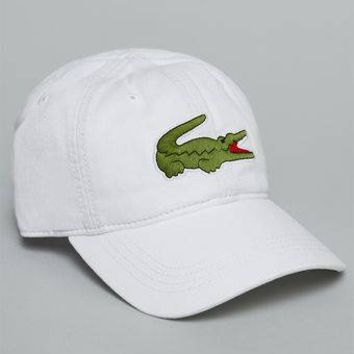Big Croc Gabardine Strapback Dad Hat