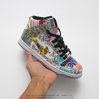 "[Free Shipping ]Nike Dunk ""What The NYC""  AH9618-307  Basketball  Shoes"