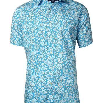 Cremieux Men's Classics Printed Floral Button-Down Shirt