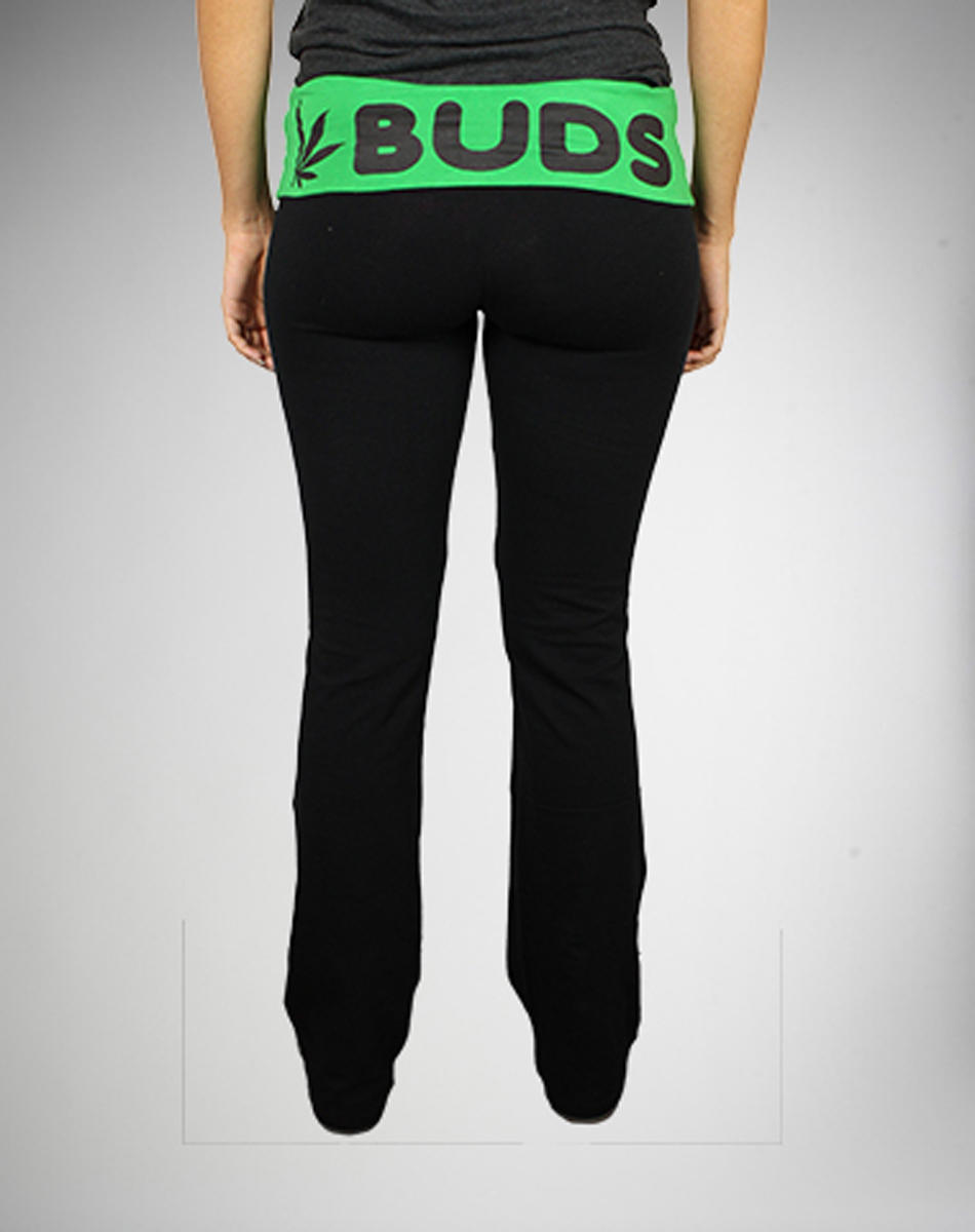 Best buds 2 junior fitted yoga pants from spencers gifts gifts