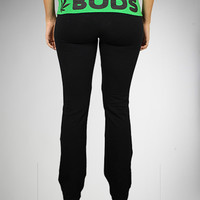Best Buds 2 Junior Fitted Yoga Pants