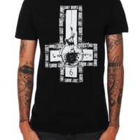 Early Graves Fools Cross T-Shirt