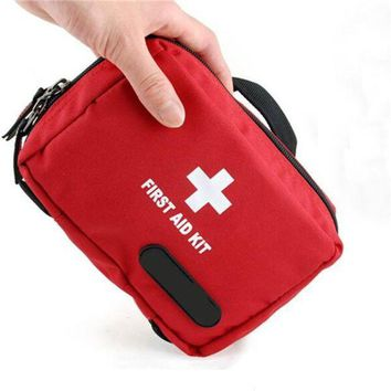 ONETOW NEW Outdoor Tactical Emergency Medical First Aid Pouch Bags Survival Pack Rescue Kit Empty Bag