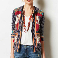 Patchscape Jacket