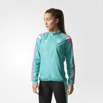 adidas Boston Marathon(R) Anthem Jacket - Multicolor | adidas US