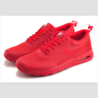 NIKE trend of fashion leisure sports shoes Red