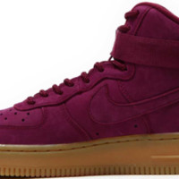 BC KUYOU Nike Air Force 1 Mid Bordeaux