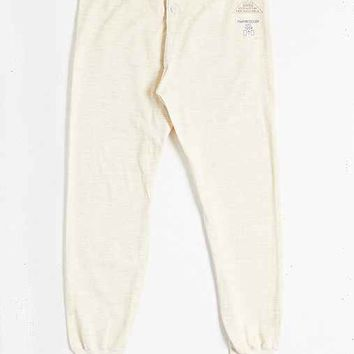 Urban Renewal Vintage Australian Long John Pant- Cream