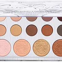 Carli Bybel - 14 Color Eyeshadow & Highlighter Palette