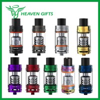 Original Smok TFV8 Atomizer 6.0ml 5.5ml Cloud Beast Tank Match H-PRIV With T8-V8 T8-Q4 Coil Head Unique Patented Turbo Engines
