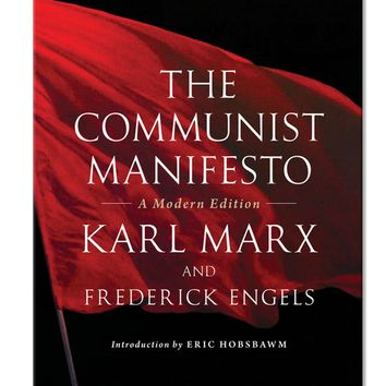 Karl Marx The Communist Manifesto Paperback Book