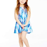 Kids Snow Dream Skater Dress