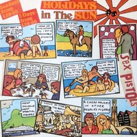 Sex Pistols – Holidays In The Sun (Picture sleeve only) Delga Press