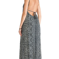 Cleobella Haven Maxi Dress in Black