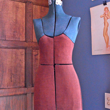 Vintage Dress Form, Petite Adjustable Dress Form