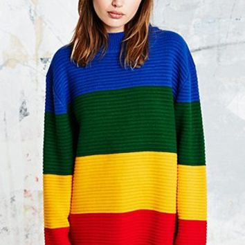 UNIF Crayola Jumper - Urban Outfitters