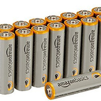 Basics AA Performance Alkaline Batteries (20-Pack) - Packaging May Vary