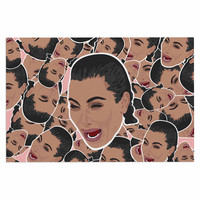 """Juan Paolo """"First World Problems"""" Celebrity Funny Decorative Door Mat"""