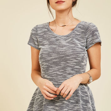 Live By Your Knits Top | Mod Retro Vintage Short Sleeve Shirts | ModCloth.com