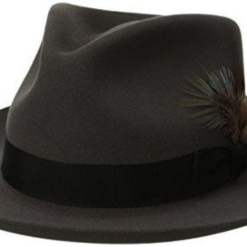Stetson Men's Stets PM Chatham Royal Deluxefur Felt Hat