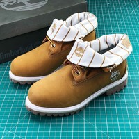Timberland Single Roll-top Boots - Best Online Sale