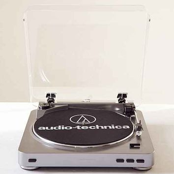 Audio-Technica AT-LP60 Vinyl Record Player