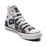 Converse All Star Hi Newspaper Sneaker