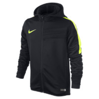 Nike Graphic Full-Zip Knit Boys' Training Hoodie