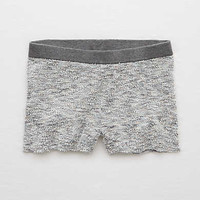 Aerie Soft Sweater Short, Shimmer