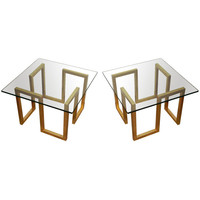 1STDIBS.COM - MODERN ONE - Jean Royere - Jean Royere Continuum Side Tables