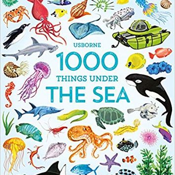 1000 Things Under the Sea (1000 Pictures) Hardcover – July 1, 2018