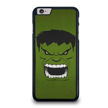 HULK MARVEL COMICS MINIMALISTIC iPhone 6 / 6S Plus Case