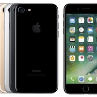 Unlocked Apple iPhone 7 256GB 4G LTE AT&T T-Mobile MetroPcs Cricket Smartphone