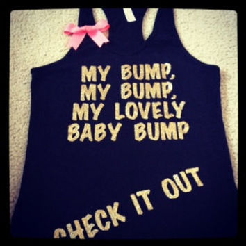 My Bump - Preggo Tank Top