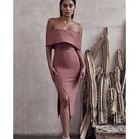 Glory Body con bandage dress in 3 colors