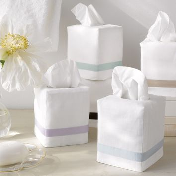 Lowell Tissue Box Covers