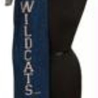 Winter Scarf - Kentucky Wildcats