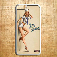 Well hello sailor for iphone 4/4s/5/5s/5c/6/6+, Samsung S3/S4/S5/S6, iPad 2/3/4/Air/Mini, iPod 4/5, Samsung Note 3/4, HTC One, Nexus Case*IP*