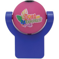 Nickelodeon Led Projectable Night Light (dora The Explorer & Boots)